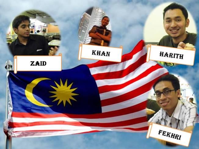 male malaysian