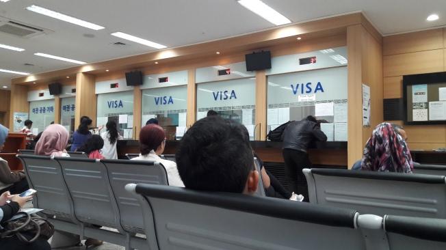 Loket Visa Korea